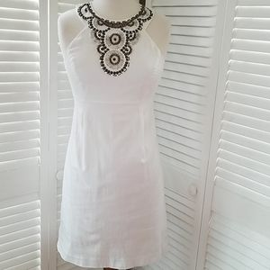 INC INTERNATIONAL CONCEPTS SIZE 4 DRESS, BEADWORK